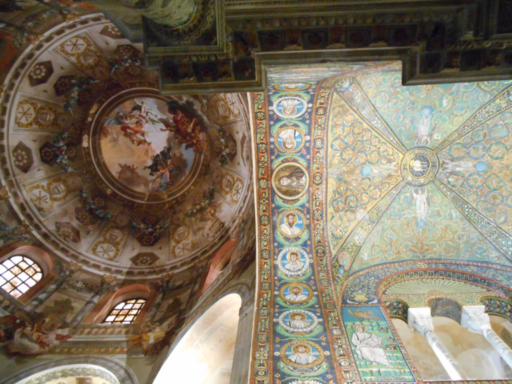The magnificent mosaics of Ravenna