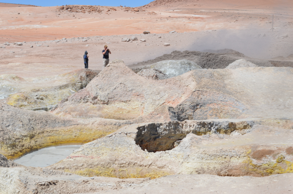 The most beautiful landscapes of southern Bolivia