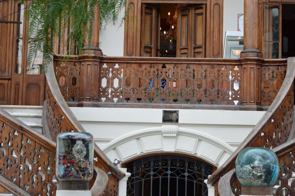Ayahuasca Bar, Lima