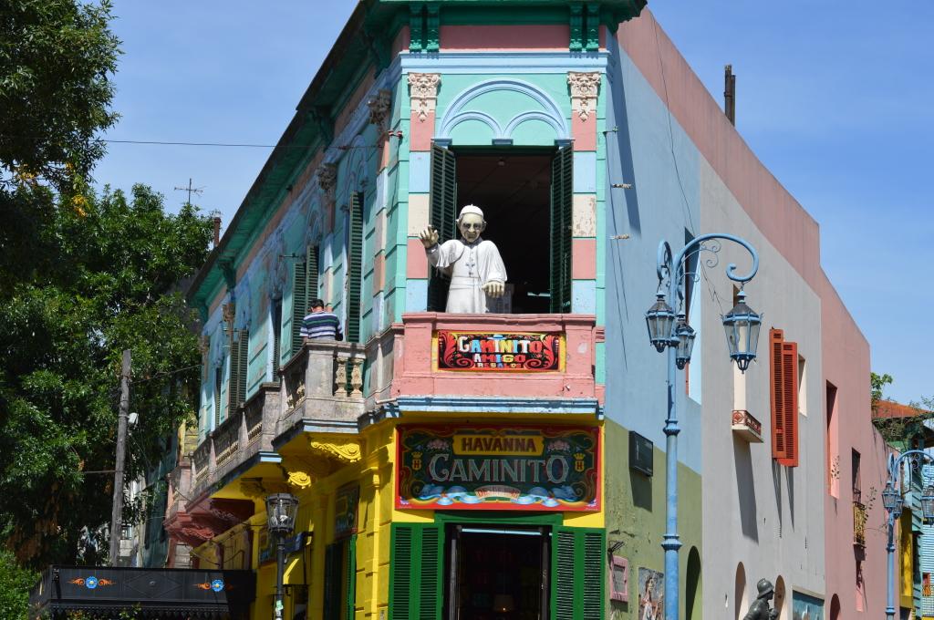 La Boca and El Caminito, Buenos Aires