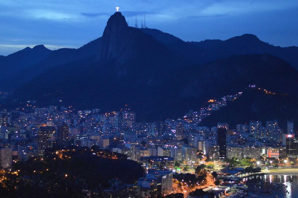 Pan de Sucre, Rio de Janeiro