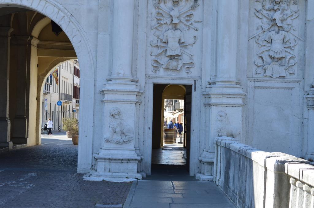 Treviso, fancy sweet-box of Veneto