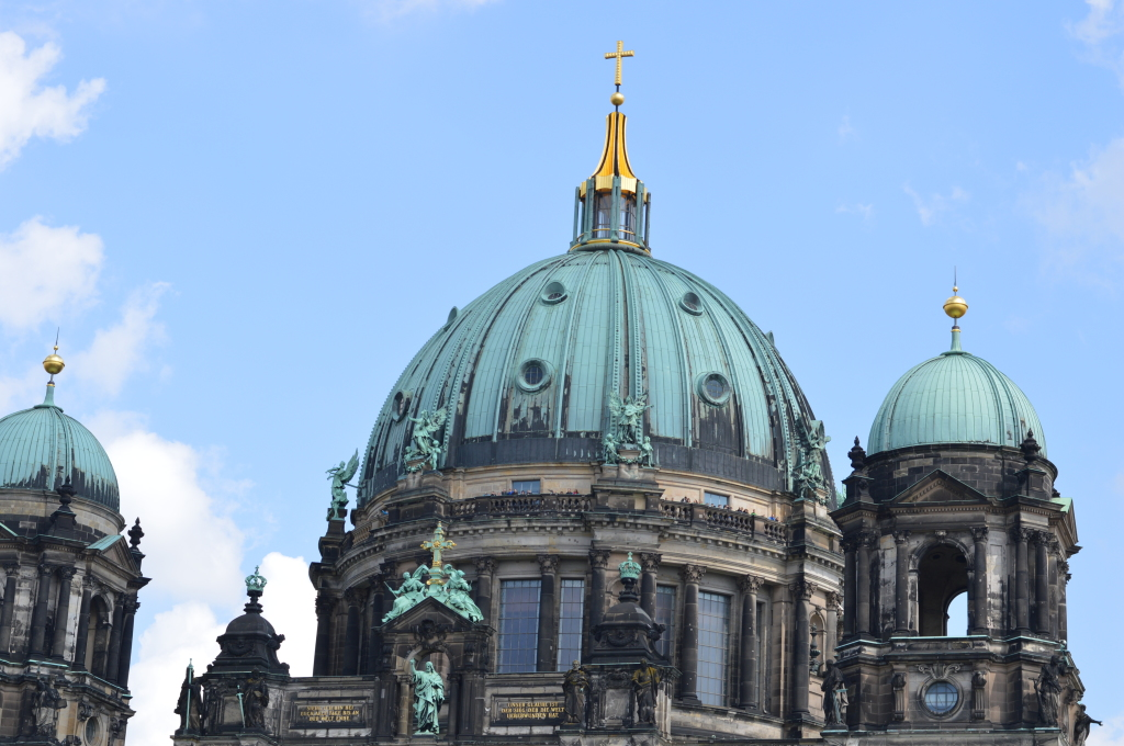 Berliner Dom, a stunning view