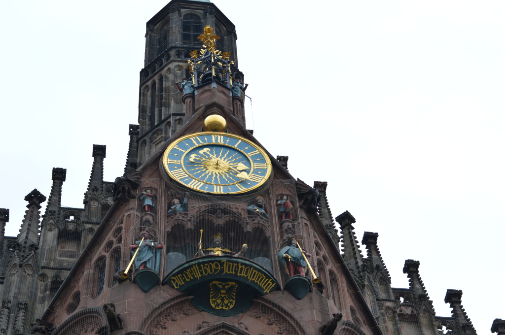 7 Things of Nuremberg I love