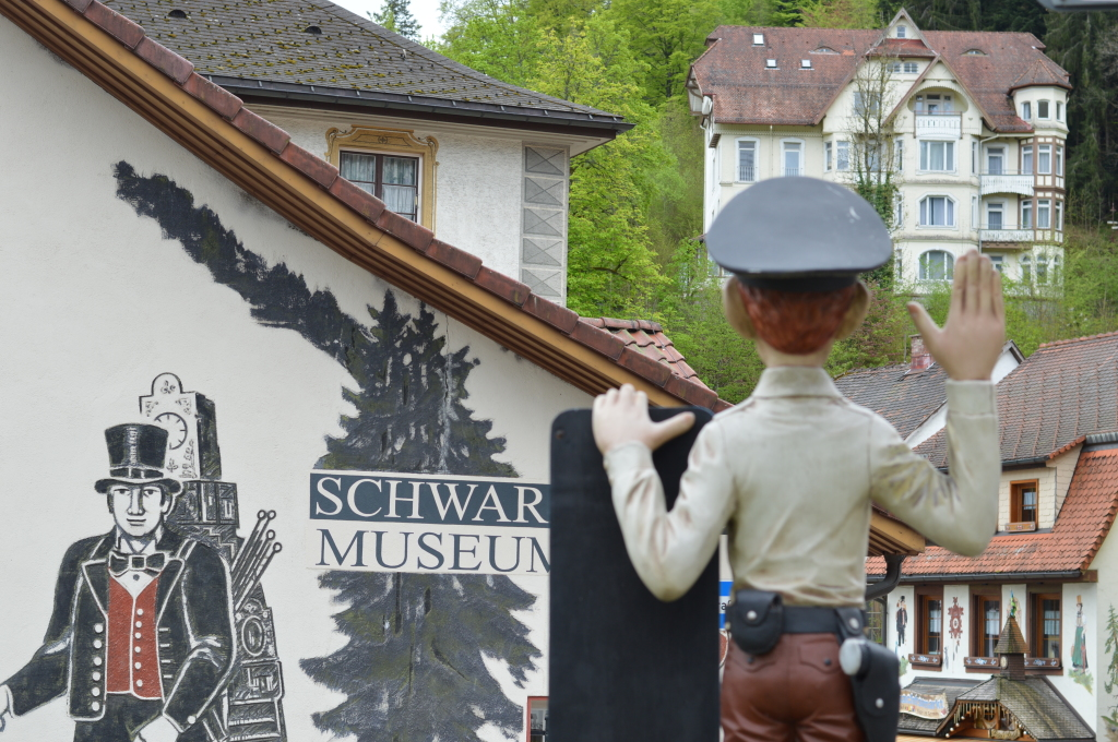 Triberg in the Black Forest
