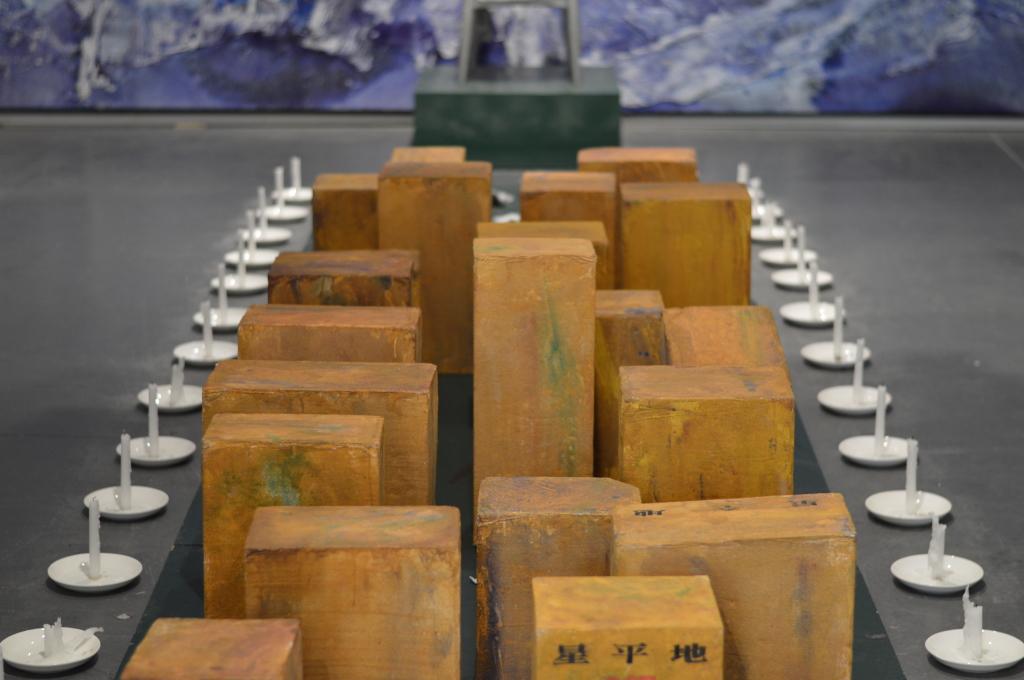 56th Venice Biennale, Arsenale Exhibition
