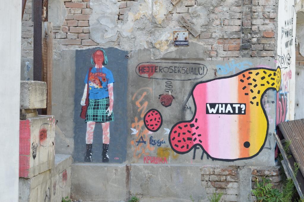 Belgrade, the New Berlin