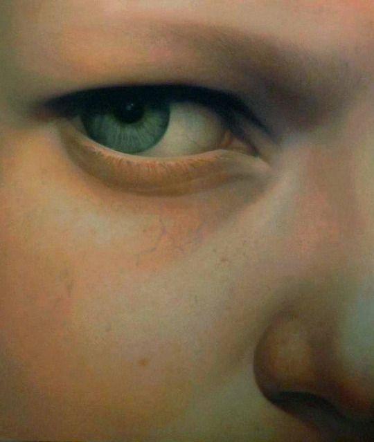 Petar Mosic, pure realism art