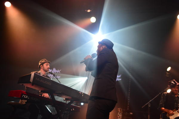 Aloe Blacc in Montreux Jazz Festival