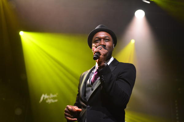 Aloe Blacc in Montreux Jazz Festival