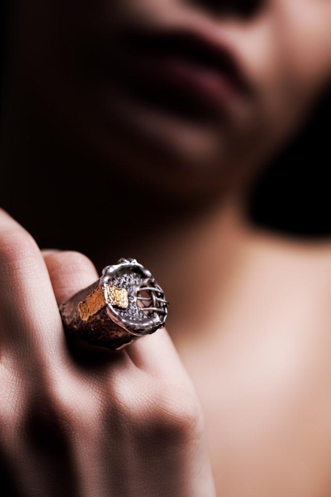 Katarina Cudic, jewelry design