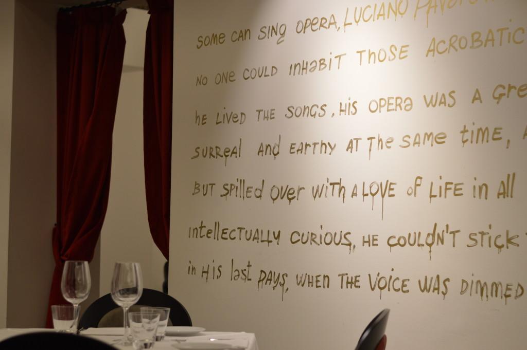 Pavarotti Museum Restaurant, Milano