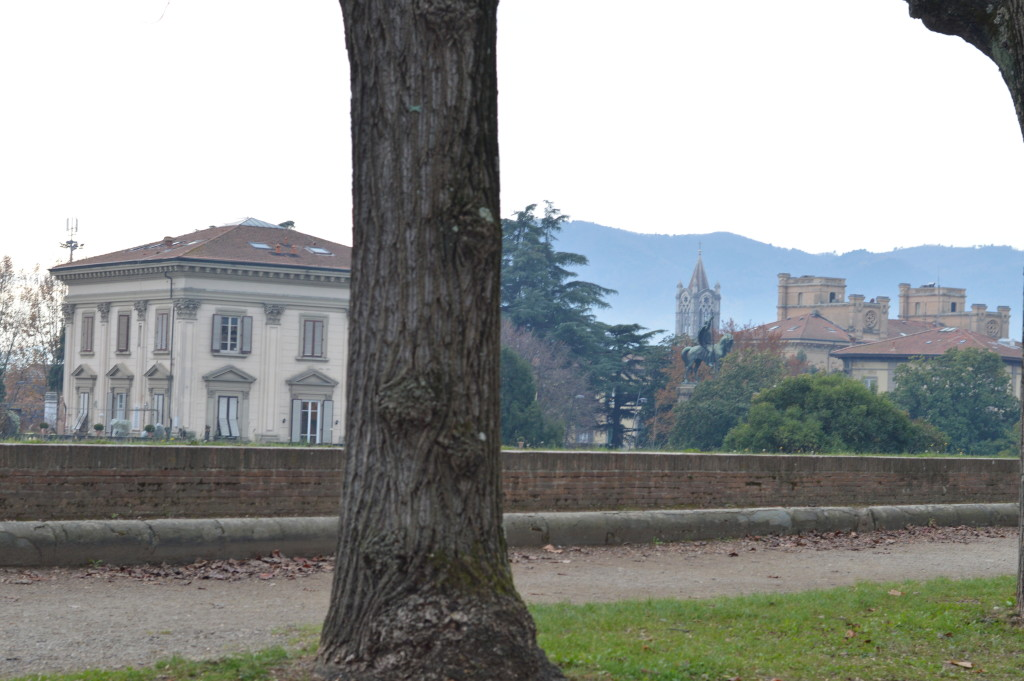 Lucca, a lovely medieval town