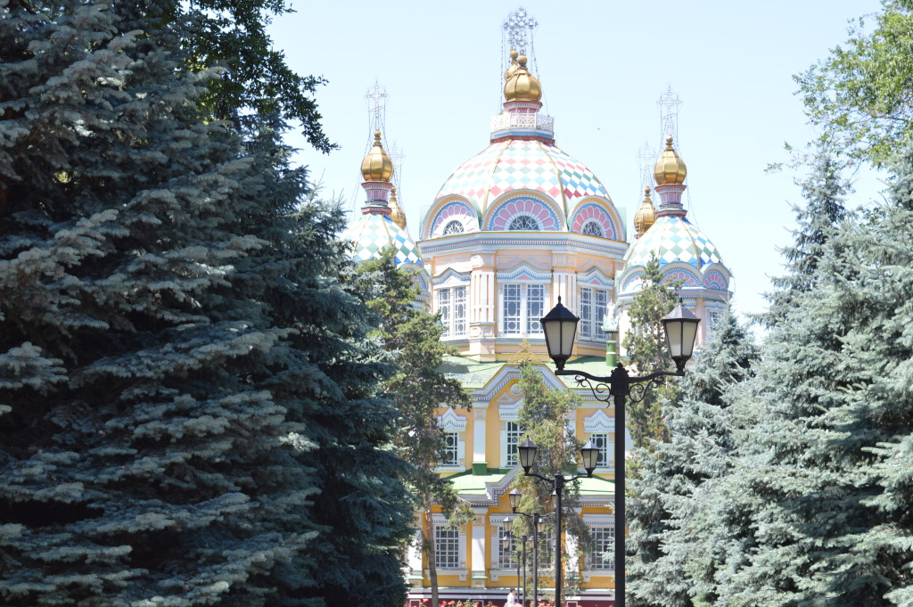10 THINGS OF ALMATY I LOVE