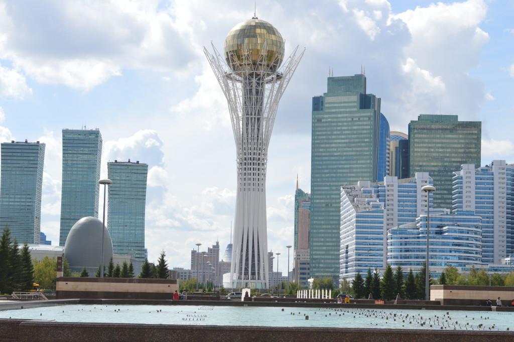 10 THINGS OF ASTANA I LOVE