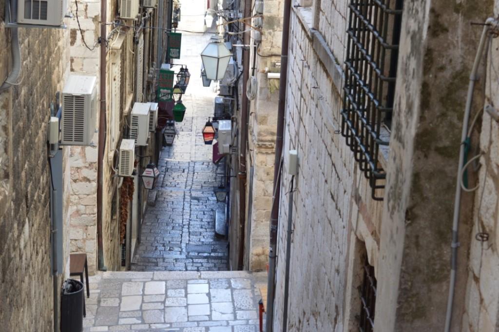 The breathtaking Dubrovnik