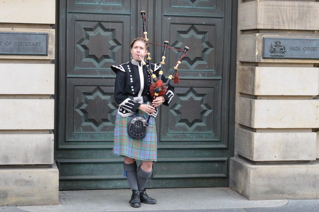 10 Things of Edinburgh I love