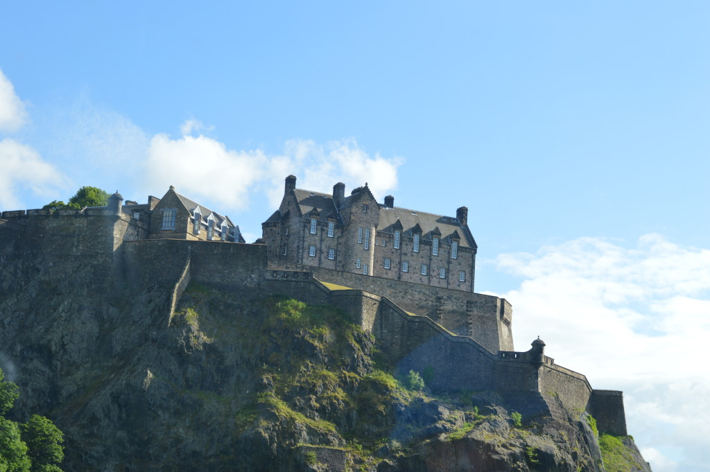 10 Things of Edinburgh I love