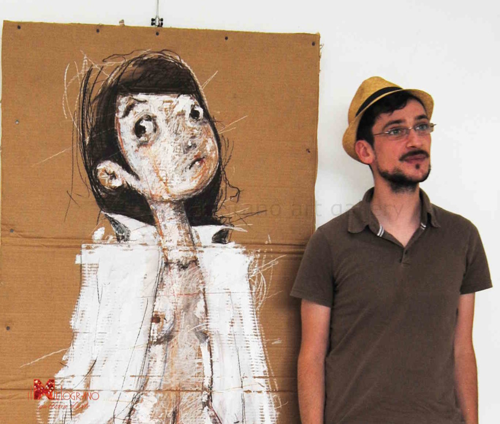 Diego Gabriele, Live Painting